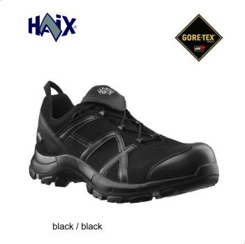 HAIX Black Eagle Safety 40.1 Low black-black
