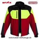 Watex Forest Jack Red Stretch Forstjacke