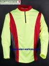 Northwood Langarm Shirt Xtreme mit Coolmax