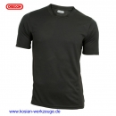 Oregon Cooldry atmungsaktives T- Shirt, schwarz